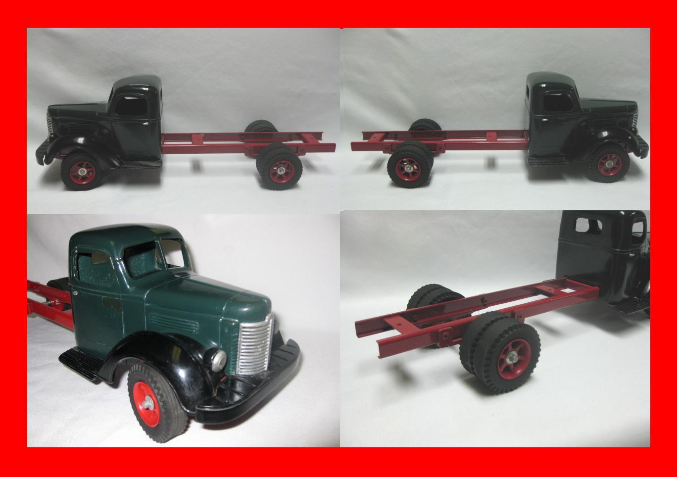 Red Wagon Antiques And Farm Toys